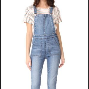 Madewell Skinny Overalls Size XL